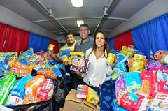 07.11.2018 Doações são repassadas ao Fundo Manaus Solidária