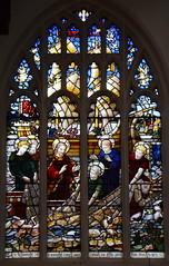 The Miraculous Draught (Heaton, Butler & Bayne, c1880) (Simon_K) Tags: st neots cambridgeshire cambs huntingdonshire hunts
