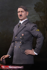 3R GM640 Adolf Hitler 1889-1945 Ver A - 75 (Lord Dragon 龍王爺) Tags: 16scale 12inscale onesixthscale actionfigure doll hot toys 3r did german ww2 axis