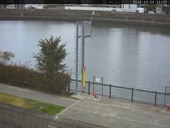 神崎川三国ライブカメラ画像. 2018/11/14 11:08 (River LiveCamera) Tags: id2431 rivercode8606040047 ym201811 神崎川 三国 ymd20181114