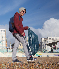 Meaning2018_BeachClean3 (Meaning conference) Tags: meaningconf beachclean brighton
