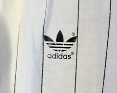 0a (iptings) Tags: new zealand all whites wc 1982 match worn fifa world cup legend kiwi soccer football billy mcclure adidas wynton rufer steve sumner