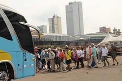 Manaus 17.11.18. Abertura da temporada de cruzeiro em Manaus . Foto Marinho Ramos /Semcom.