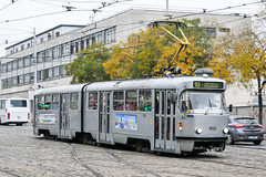 BRN_1052_201811 (Tram Photos) Tags: ckd tatra k2p brno brünn strasenbahn tram tramway tramvaj tramwaj mhd šalina dopravnípodnikměstabrna dpmb
