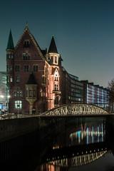 (Andy van Dyk) Tags: hamburg nacht nachtfotografie speicherstadt andyvandyk andy van dyk