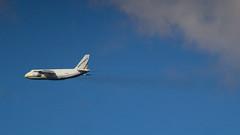 AN-124 (Bernal Saborio G. (berkuspic)) Tags: antonov an124 flying giantplane aircraft cargoplane cargoaircraft airfreight aircargo