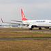 Frankfurt Airport: Turkish Airlines Airbus A320