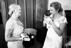Emotion (nichols_) Tags: wedding weddingphotojournalism blackandwhite bride motherofthebride fujixt1