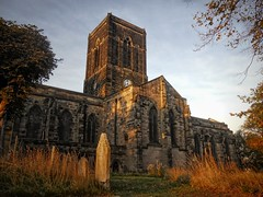 Saint Stephen's, Sneinton (Dun.can) Tags: saintstephens church sneinton nottingham autumn light trees