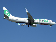 F-GZHU, Boeing 737-8K2(WL), 41352 / 5491, Transavia France, ORY/LFPO 2018-05-07, short finals to runway 06/24. (alaindurandpatrick) Tags: fgzhu 413525491 737 737800 738 737nextgen boeing boeing737 boeing737800 boeing737nextgen airliners jetliners to tvf francesoleil transavia transaviafrance airlines ory lfpo parisorly airports aviationphotography