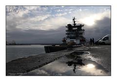 Brest, port de commerce 2018 - Quai Malbert (porte-plume) Tags: brest port