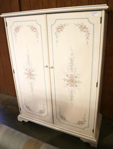 Lane cedar lined armoire ($448)