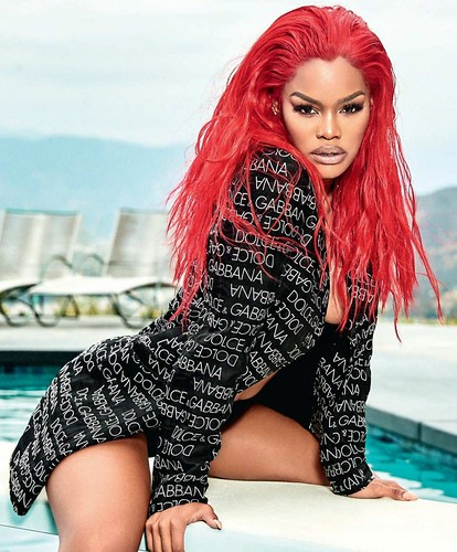Teyana Taylor fan photo