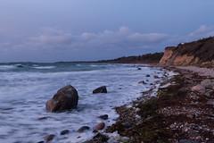 Beach (Jakob Arnholtz) Tags: knabros klint arnholtz dusk autumn beach denmark odsherred nature panorama landscape landskab danmark