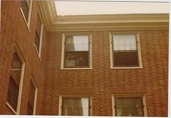 1984_09 Ken in Brown Dorm Jamison or Mead 318 (Ken_Mayer) Tags: mayer family vinsonhallclearout