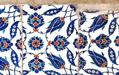 TILE00215 (NORTHERNLIGHTS IMAGES) Tags: tile pattern background islamic floral turkish design blue iznik illustration ceramic decoration art traditional culture vintage islam seamless wallpaper oriental decor old white arabic ornamental architecture ottoman ornament decorative istanbul flower antique red mosque ornate turquoise vector texture tulip beautiful turkey abstract element morocco black green retro motif arabesque east