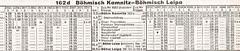 timetable (jk.k199) Tags: bohemia kamenickysenov panskaskala city country ceskakamenice ceskalipa architecture czechrepublic