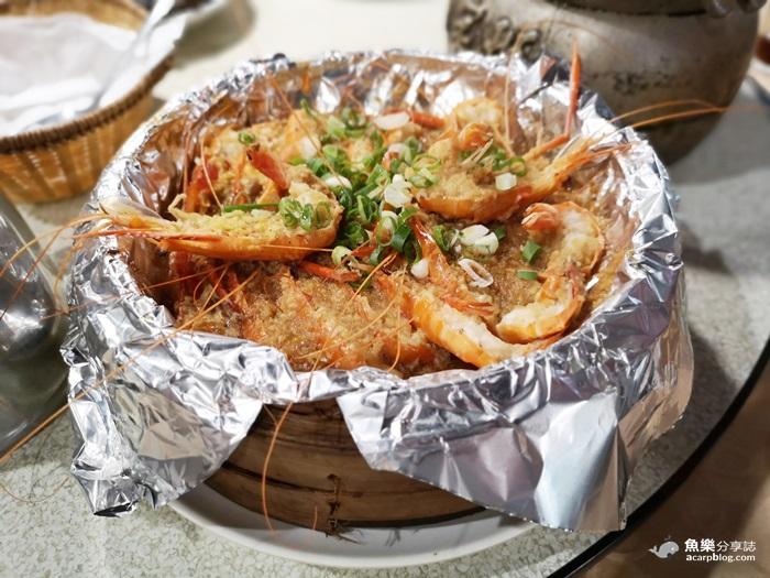 【台北中山】百家班活蝦料理|新鮮口味多|林森店限定脆皮烤雞 @魚樂分享誌
