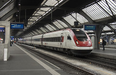 500001 (Lucas31 Transport Photography) Tags: zurich trains railway pendolino sbb