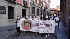 Flashmob Nadie Sin Hogar 2018 (5)