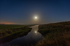 Myroe by moonlight (jac.photography49) Tags: afterdark astrophotography exposure reflections fullframe foyle fauna ff4 grass night ngc nightsky nightscene nightscape northernireland lough river roevalley sky sea shore view valley water wideangle