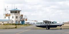 5Y-GSU - Cessna 208B Grand Caravan Kenya Police Wing at Nairobi Wilson airport (kitmasterbloke) Tags: kenya aircraft aviation turboprop plane transport africa