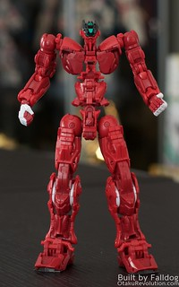 HiRM Astray Red Frame Gundam 1 by Judson Weinsheimer