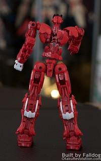 HiRM Astray Red Frame Gundam 8 by Judson Weinsheimer