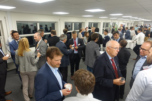 EPIC Meeting on Medical Lasers and Biophotonics at NKT Photonics (Networking) (2)