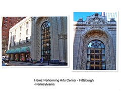 Heinz Hall for the Performing Arts - Pittsburgh Pennsylvania  -  Historic (Onasill ~ Bill Badzo) Tags: alleghanycounty heinz hall soup company performing arts pittsburgh pennsylvania pa center concert 600 penn street symphony orchestra pso youth built aka loews theatre palace united artist 1926 marcus rappandrapp architects onasill historic nrhp motion pictures grand lobby venetian ceiling facade architecture style