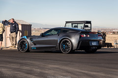 Nice Color Combo (Hunter J. G. Frim Photography) Tags: supercar colorado track invictus chevrolet chevy corvette c7 stingray american gray black v8 supercharged carbon coupe manual wing chevroletcorvettec7stingray chevroletcorvette grand sport chevroletcorvettec7grandsport