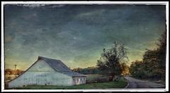 Coming home.... (Sherrianne100) Tags: rural barn country missouri hss