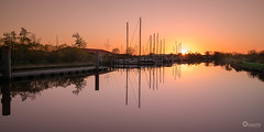 Sunset in the harbour (Onascht) Tags: d750 nikon landschaft dslr himmel langsambelichtung amateurphotographer südfriesland natur lzb varel schiff wasser hafen photoart outdoor herbst blau photography art seyscape schleuse digitalart photoshop lightroom nordsee