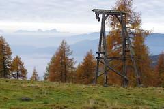 Arriach (Harald Reichmann) Tags: arriach nockberge landschaft berg seilbahn herbst wöllanernock baum alm