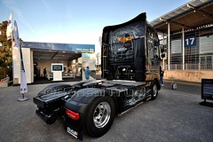 D - Michael Reiss DAF XF 106 SSC >The Dark Knight Rises< (BonsaiTruck) Tags: michael reiss daf xf 106 ssc airbrush iaa hannover dark knight rises batman lkw lastwagen lastzug truck trucks lorry lorries camion camiones caminhoes