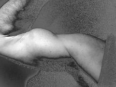 MUSCLE ART (bobroberts1850) Tags: muscles muscular biceps blackandwhite muscle flex flexing muscleart bicepart