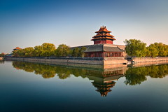 Forbidden City Beijing (gerrit-worldwide.de) Tags: forbiddencity beijing peking china gugong reflection asia olympus em1 panasonic lumixgvario14453556 2018