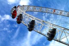 occhi nel cielo (sculptorli) Tags: london eyes england sky uk londoneyes лондон londres 伦敦 londra cielo 天空 天 небо ciel آسمان سماء