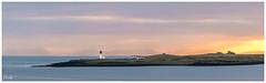 Dawn of a New Year (ShaunXVII) Tags: sunrise dawn twilight landscape landscapes isleoflewis westernisles outerhebrides stornoway scottishislands highlandsandislands scotland leefilters nikon winter sea coast panorama panoramic theminch
