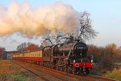 45305 (gareth46233) Tags: 45305 lms black 5 woodthorpe gcr great central railway stanier