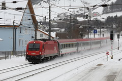 ÖBB 1216 012-5 Eurocity, Matrei am Brenner (TaurusES64U4) Tags: öbb taurus 1216 es64u4
