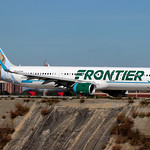 N702FR - Frontier Airbus A321