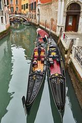 Venice - Italy (Joao Eduardo Figueiredo) Tags: venice italy italia nikon nikond850 d850 joaofigueiredo joaoeduardofigueiredo joão joao eduardo figueiredo gondola gondolieri boat boats gondolier