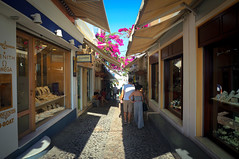 Улочки Санторини (mnbor51) Tags: санторини улица