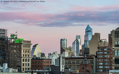 Sunrise 2 (20190115-DSC05035) (Michael.Lee.Pics.NYC) Tags: newyork eastvillage hudsonyards 35xv sunrise cityscape architecture skyline sony a7rm2 fe24105mmf4g