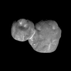 New Horizons' Newest and Best-Yet View of Ultima Thule (NASA's Marshall Space Flight Center) Tags: nasa nasas marshall space flight center new horizons solar system beyond asteroid ultima thule frontiers kuiper belt