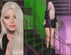 L224 (JoJo Delvalle - Photographer & blogger) Tags: secondlife game virtual doll 3d ramasalon equal10 glamaffair kustom9 lotus justmagnetized fashionnatic cosmopolitan imitation minimal