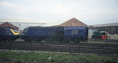 43181 at Ely (tibshelf) Tags: 43181 43015 hst class43 ely gwr