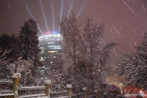 Засніжений зимовий Київ 382 InterNetri.Net Ukraine