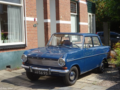 1964 Opel Kadett (peterolthof) Tags: jj5695 apeldoorn peterolthof